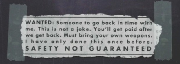 Safety not Guaranteed Header
