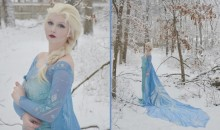 Do You Want To Build A Frozen Cosplay?