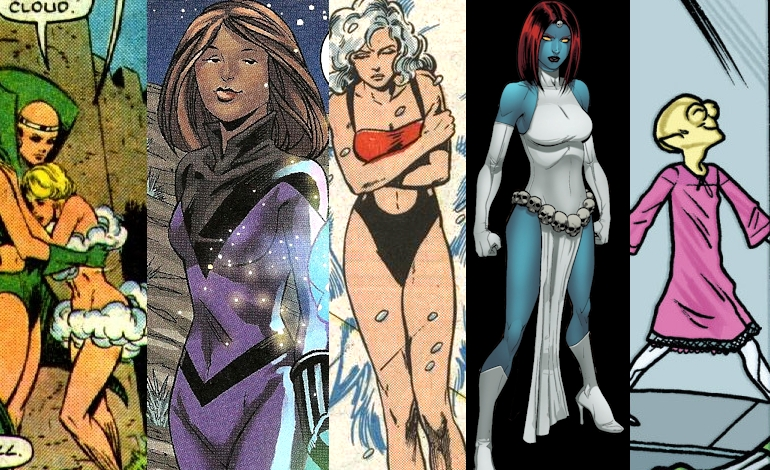 5 Marvel Transgender & Gender-Fluid Superheroes