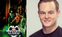 Marvel Universe LIVE! Interview with Dr Killian (Exclusive)