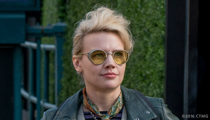 Kate McKinnon as Jillian Holtzmann AKA your new waifu.