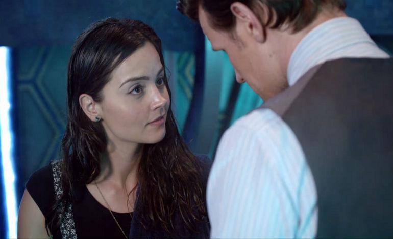 Clara and The Eleventh Doctor