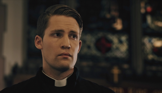 Jacob Blair in a scene from Night Cries
