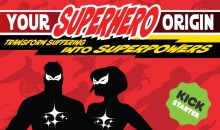 Your Superhero Origin – A Kickstarter for Super Powers